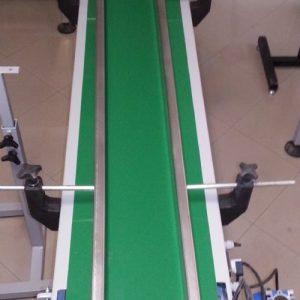 نوار نقاله با طول یک و نیم متر و عرض 30 سانتی متر