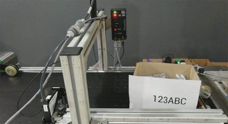 چاپگر دستی با هد HP