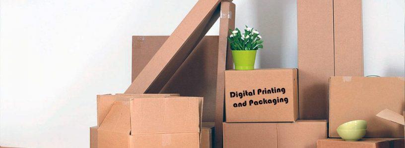 بسته بندی و چاپ دیجیتال